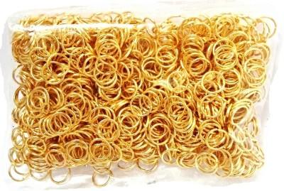 Udhayam Gold Finish Jump Ring 4 mm