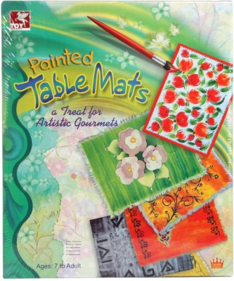 Toy Kraft Painted Table Mats