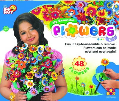 Toysbox My Beautiful Flowers Kit