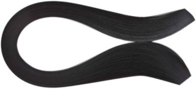 Tootpado 1000 Non-Metallic Quilling Paper Ribbons Strips (Dark Brown 3mm)