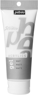 Pebeo Matt Gel Acrylic Medium