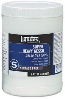 Liquitex Super Heavy Gesso Acrylic Medium(946 ml)