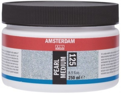 Royal Talens Amsterdam Pearl Acrylic Medium