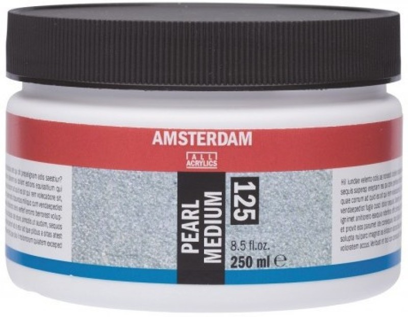 Royal Talens Amsterdam Pearl Acrylic Medium(250 ml)