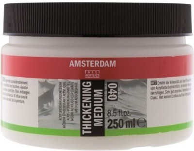 Royal Talens Amsterdam Thickening Acrylic Medium
