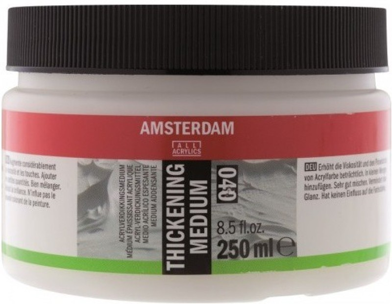 Royal Talens Amsterdam Thickening Acrylic Medium(250 ml)