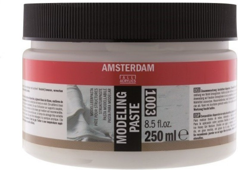 Royal Talens Amsterdam Modeling Paste Acrylic Medium(250 ml)