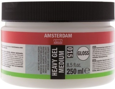 Royal Talens Amsterdam Heavy Gel Gloss Acrylic Medium