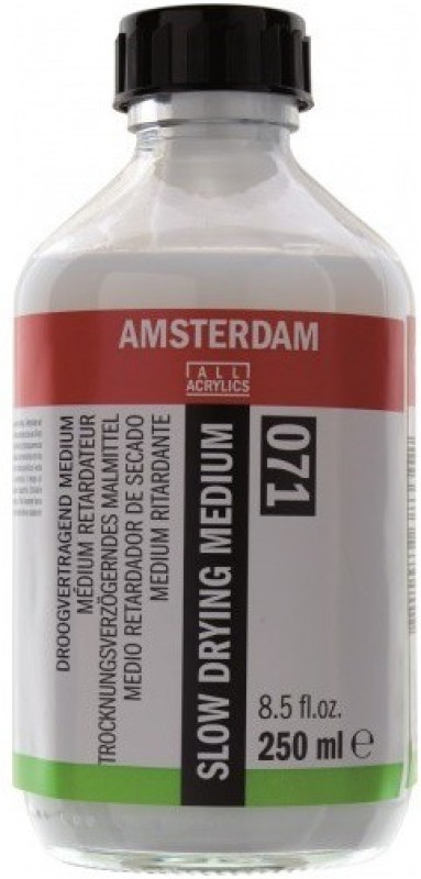 Royal Talens Amsterdam Slow Drying Acrylic Medium(250 ml)