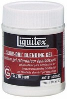 Liquitex Slow Dri Blending Gel Acrylic Medium