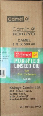 Camlin 0538901 Gloss Varnish(500 ml)