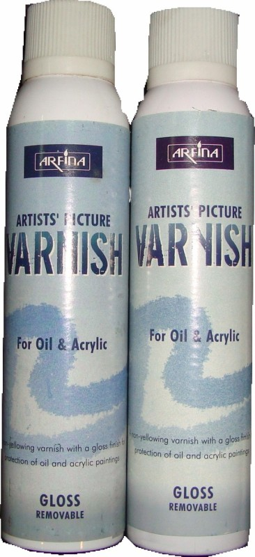 Camlin 530913 Gloss Varnish(200 ml)