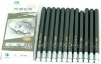 Asint 12 Charcoal Pencil Art Creation Art Set best price on Flipkart @ Rs. 370