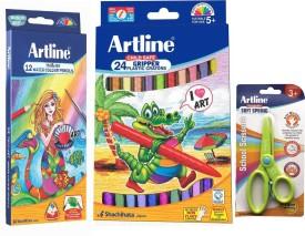 Artline Colour Combo Art Set