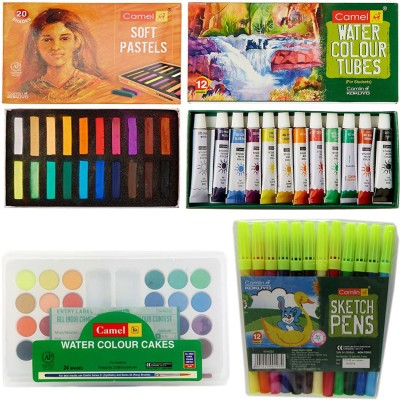 Camlin Creative colour Art Set