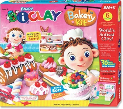 Amos Bakery Kit Art Set