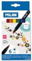 Milan Textile 667 Fibre Pens