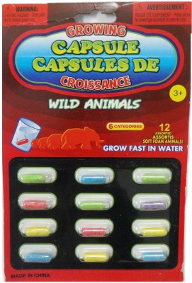 Aardee Growing capsules foam wild animals