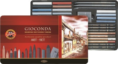 Koh-I-Noor Hardtmuth Gioconda Art Set