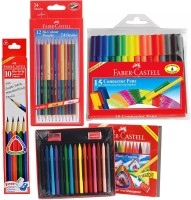 Faber Castell Art Creation Art Set best price on Flipkart @ Rs. 350