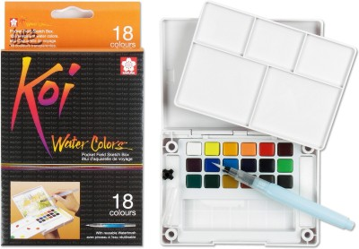 Sakura Koi Pocket Field Sketch Box Art Set