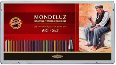 Koh-I-Noor Hardtmuth Mondeluz Art Set