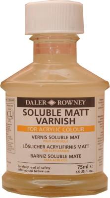 Daler-Rowney Soluble Matt Varnish