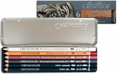 Cretacolor Oil Pencil Art Set