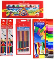 Faber Castell Art Creation Art Set best price on Flipkart @ Rs. 490