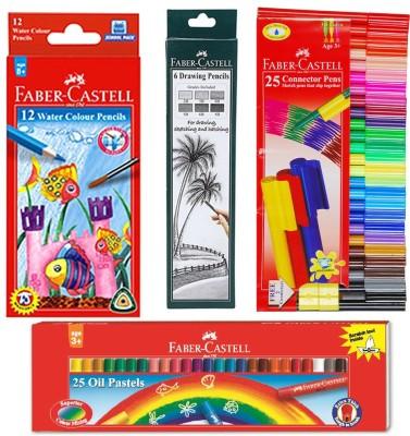 Faber Castell Creative Artists Kits 1 Art Set