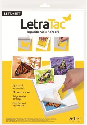 Letraset Letra Tac Adhesive Sheets