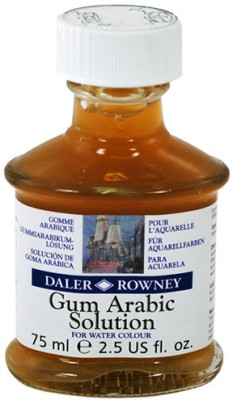 Daler-Rowney Gum Arabic Water Color Medium