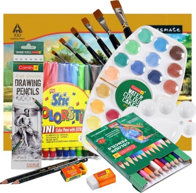 Artmyhome Kids Art Set