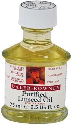 Daler-Rowney Purified Linseed Oil Medium