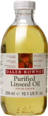 Daler-Rowney Purified Linseed Oil Medium