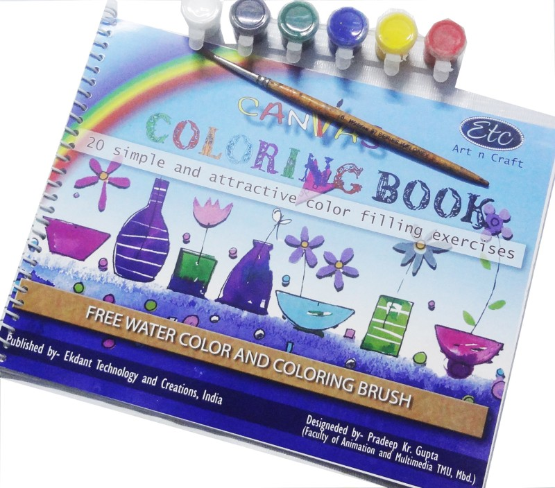 Ekdant technology and creations Artcolorset Drawing and Coloring