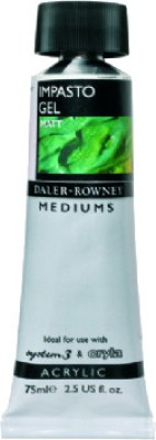 Daler-Rowney Impasto Gel Acrylic Medium