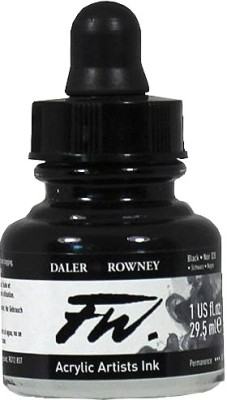 Daler-Rowney Drawing Ink (Black)
