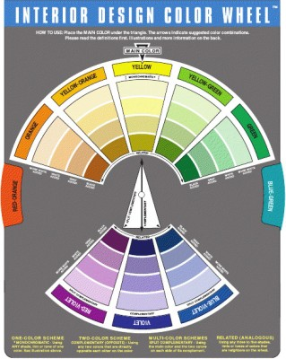 Color Wheel 3500 Color Mixing Guide