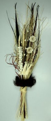 Exotic Creations Nature Field Dried Bouquet Multicolor Assorted Artificial Flower