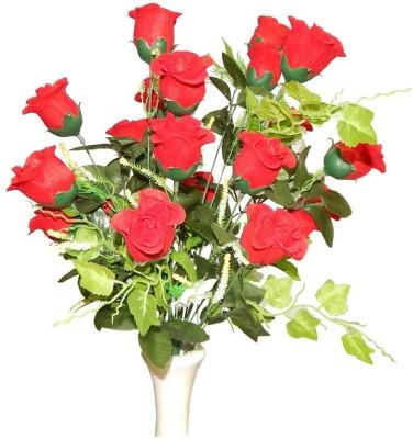 RZ Best Flower Latest Red Assorted Artificial Flower