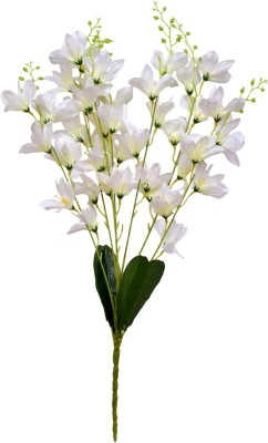 Yash Enterprises White Lily Artificial Flower