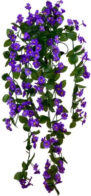 The Fancy Mart Flowerplant-150 Multicolor Wild Flower Artificial Flower
