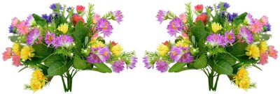 The Fancy Mart Fp-145 Multicolor Wild Flower Artificial Flower