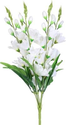Evergreen White Assorted Artificial Flower