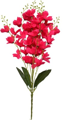 Yash Enterprises Pink Lily Artificial Flower