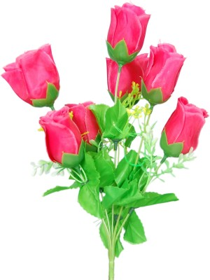 Loxia GP/1016C Pink Rose, Assorted Artificial Flower
