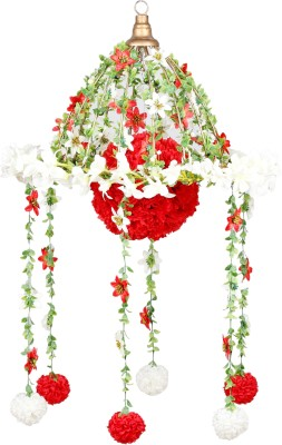Vck Decorated Wall Hangings Multicolor Assorted Artificial Flower