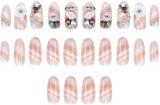 Shrih Stone Decorative Artificial Nails ...