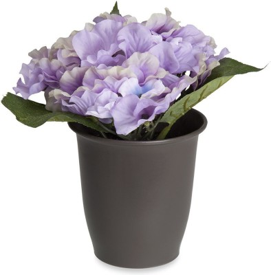 @home Hydrangea Artificial Plant  with Pot